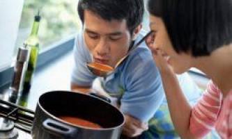 Як навчитися готувати?