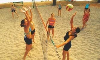 Як навчиться грати в волейбол?
