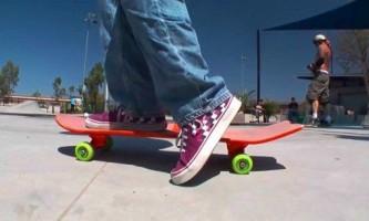 Як навчитися кататися на скейті