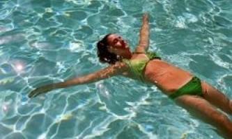 Як навчитися плавати, частина 1