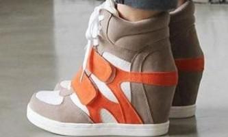Як називаються кросівки на платформі?