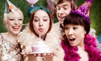 Як цікаво відзначити день народження