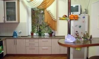 Як оформити кухню?