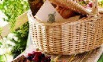 Як організувати пікнік на природі