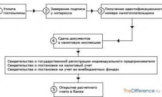 Як відкрити ип: покрокова інструкція