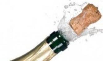 Як відкрити шампанське