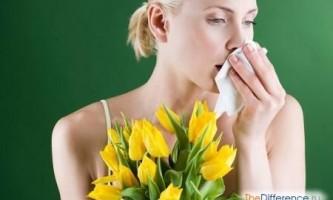 Як відрізнити алергію від простуди?