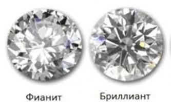 Як відрізнити камінь від скла?