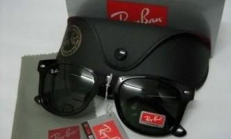 Як відрізнити окуляри ray ban від підробки?