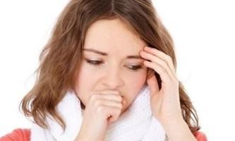 Як відрізнити сухий кашель від мокрого кашлю?