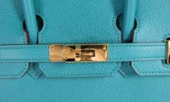 Як відрізнити сумку «гермес біркін» від підробки?