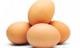 Як відрізнити свіже яйце від тухлого?