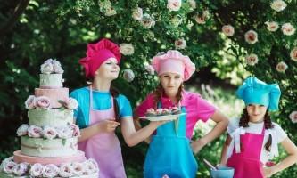 Як провести дитячий день народження на природі