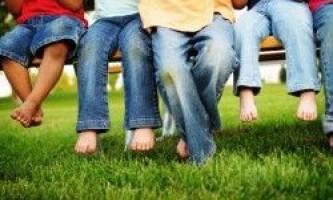 Як відіпрати плями від трави