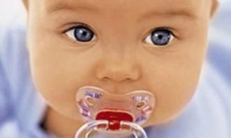 Як відучити дитину від пустушки?