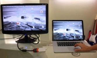 Як перевернути зображення екрану на mac