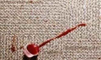 Як почистити килим