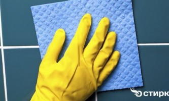 Як почистити плитку після ремонту і підтримувати її чистоту