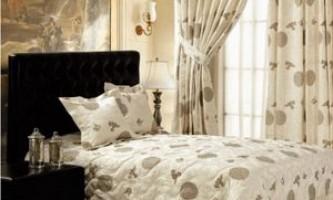 Як підібрати штори для спальні