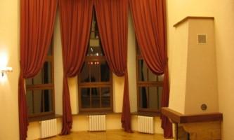 Як підібрати штори до інтер`єру кімнати?