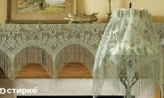Як погладити тюлеві штори і чи потрібно їх гладити