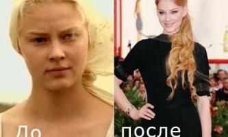 Як схудла ходченкова: фото до і після