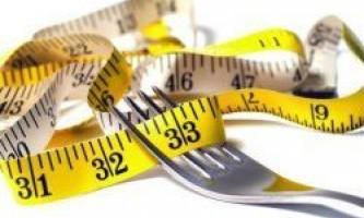 Як схуднути на 10 кг?