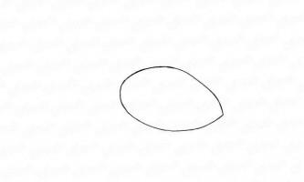 Як поетапно намалювати пливе лебедя