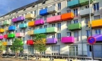 Як пофарбувати балкон?