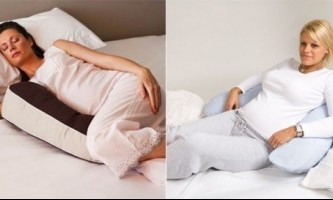 Як користуватися подушкою для вагітних?