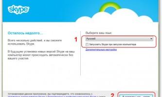 Як користуватися скайп