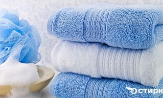 Як випрати, віджати і висушити махрові рушники