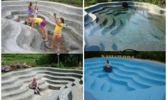 Як побудувати басейн своїми руками?