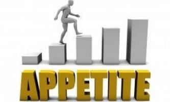 Як підвищити апетит