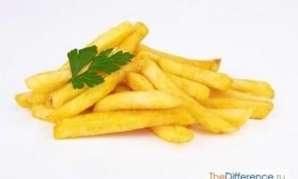 Як посмажити картоплю?