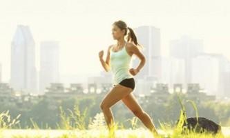 Як правильно бігати, щоб схуднути в животі
