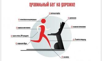 Як правильно бігати на біговій доріжці?