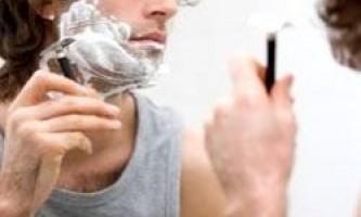 Як правильно голитися