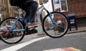 Як правильно їздити на велосипеді