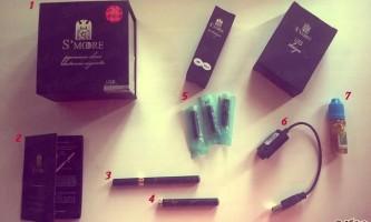Як правильно курити електронні сигарети: користь і шкода