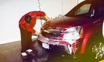 Як правильно мити автомобіль c допомогою karcher