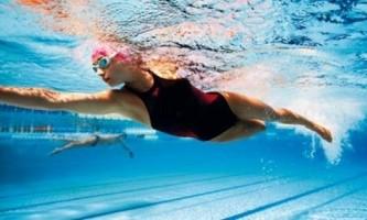 Як правильно плавати в басейні, щоб схуднути
