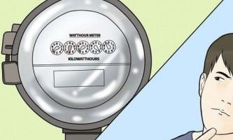 Як правильно підключити електролічильник однофазний