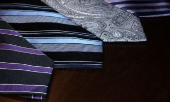 Як правильно підібрати краватку до сорочки