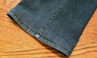Як правильно підшити джинси