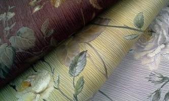 Як правильно поклеїти (наклеїти) бамбукові шпалери