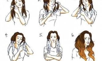 Як правильно пофарбувати кінчики волосся?