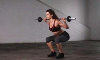 Як правильно присідати, щоб схуднути