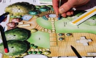 Як правильно розпланувати садову ділянку