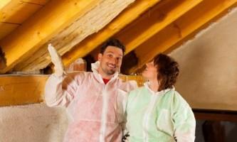Як правильно утеплити дах будинку